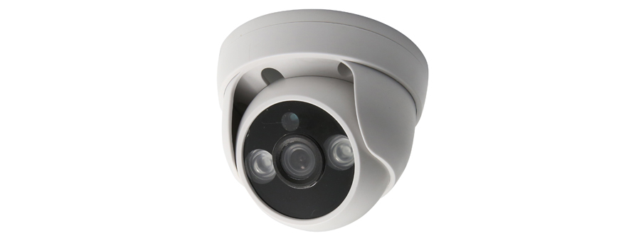 1 0mp/1 3mp/2 0mp AHD IR Dome Camera_Unique Vision